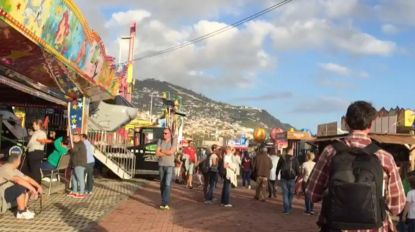 Madeirenses e turistas desfrutaram do primeiro dia de 2019 no Funchal (vídeo)