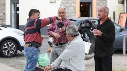 Imagens comprovam que ainda há quem não altere rotinas na Madeira