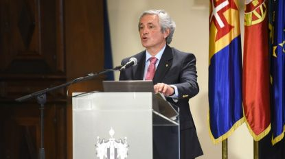Jornadas Madeira 2020: veja o discurso de José Manuel Rodrigues