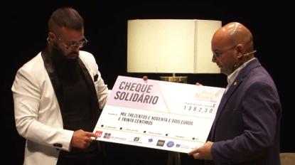 Reveja a intervenção de Pedro Nunes em evento solidário de luta contra o cancro