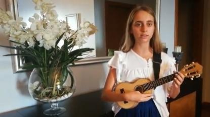 Foi assim que a madeirense Leonor de Castro encantou e convenceu no Festival de Belgrado (com vídeo)