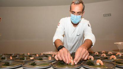 Veja como foi o jantar preparado pelo vice-campeão de cozinha japonesa no Savoy Palace