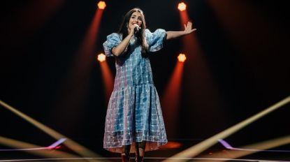 Veja a atuação de Elisa no Festival da Canção (vídeo)