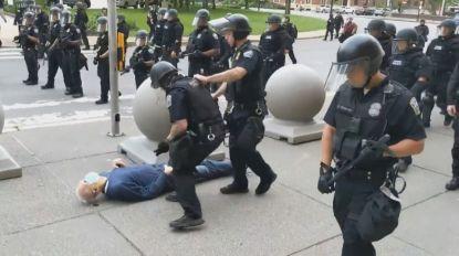 Reveladas novas imagens de violência policial nos EUA