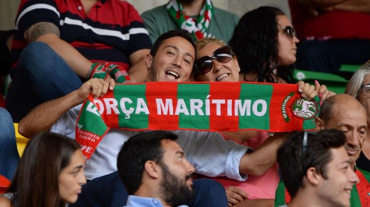 Fotogaleria: Cerca de quatro mil espetadores viram o Marítimo vencer o Estoril