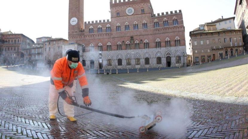 Covid-19: Itália com aumento de novos casos com mais 379 num só dia