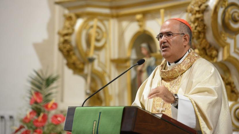 """D. Tolentino Mendonça: """"É sempre pouco o que a gente tem...mas isso com a fé multiplica-se"""""""