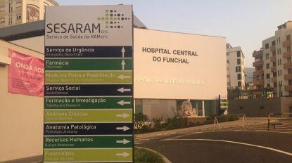 Um caso positivo fica internado na Unidade de Internamento no Hospital