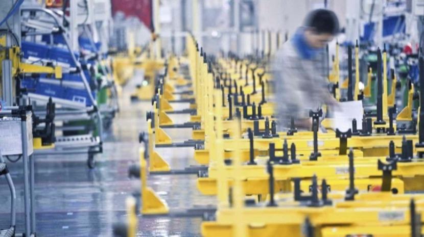 Preços na produção industrial diminuem 5,5% em julho