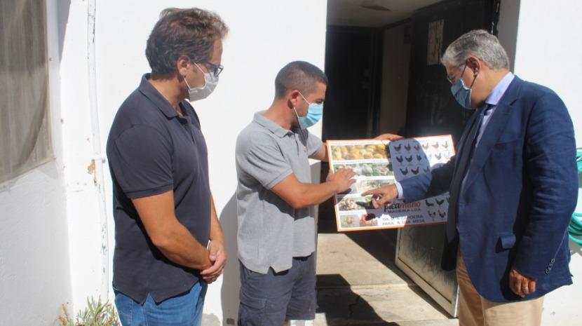 Humberto Vasconcelos enaltece licenciamento de explorações pecuárias de grande dimensão