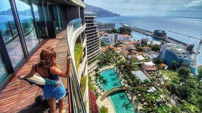 """Dânia Neto está na Madeira: """"A verdade é que me sinto em casa"""""""
