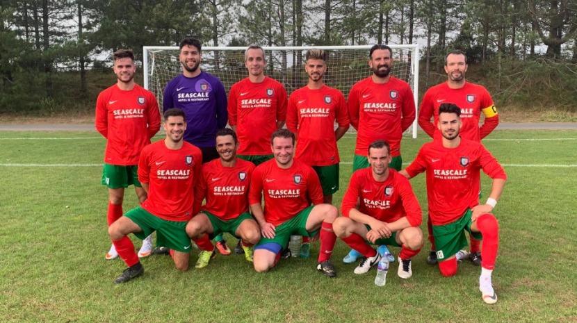 Portuguese United FC tem estreia para mais tarde recordar