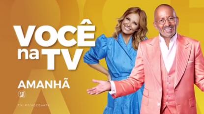 Cristina e Goucha novamente juntos num especial de despedida do 'Você na TV'