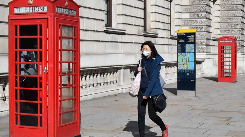 Covid-19: Reino Unido regista 6.634 novas infeções, novo recorde diário