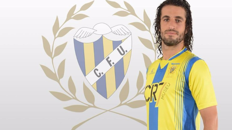 União da Madeira vende Tiago Ferreira