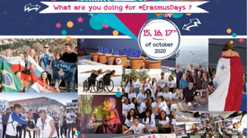 Escola da Torre adere pelo segundo ano ao 'Erasmus Day'