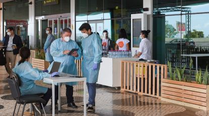Mais 14 novos casos de covid-19 na Madeira
