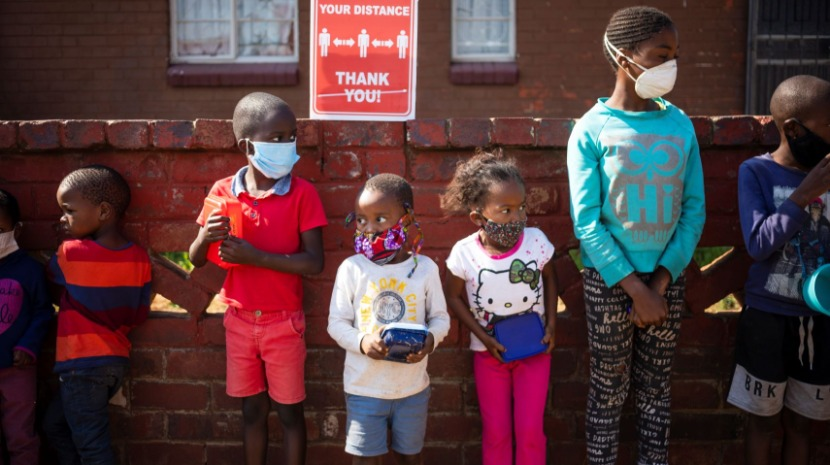 Covid-19: África passa os 40 mil mortos