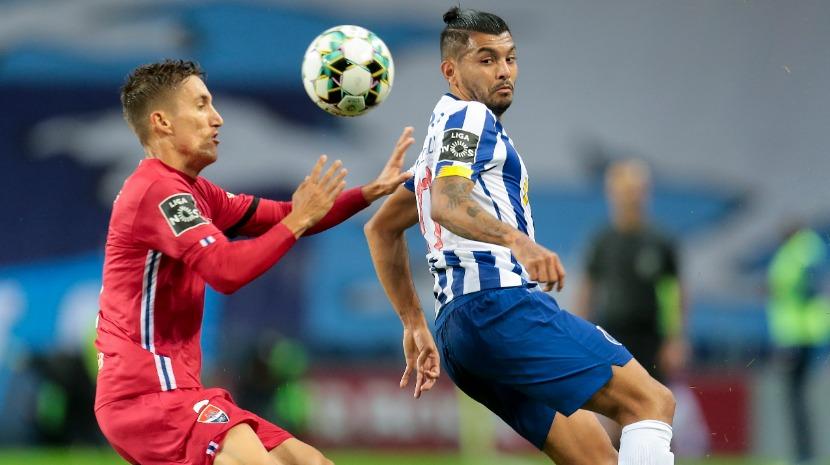 FC Porto regressa às vitórias ao bater Gil Vicente