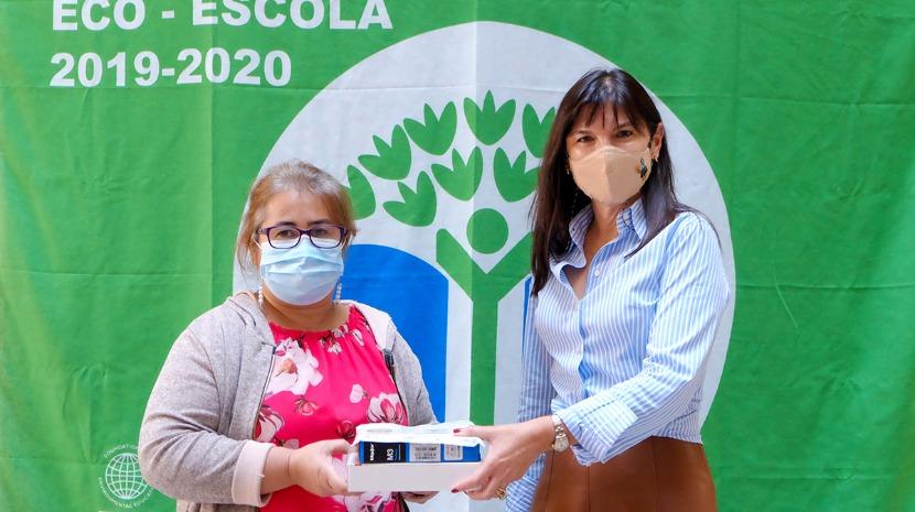 Eco-escolas receberam prémios