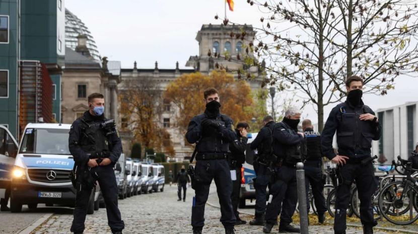 Covid-19: Alemanha regista recorde com 410 mortes em 24 horas