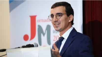 Assista à intervenção de João Pedro Vieira nas Jornadas Madeira na Ponta do Sol (Vídeo)