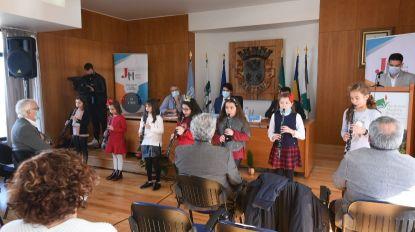 """Jornadas Madeira: Sete alunas do Conservatório encerram Jornadas com a """"Marcha do Mickey Mouse"""""""