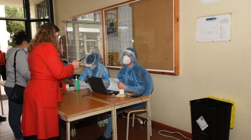 SESARAM realizou 424 testes na Calheta