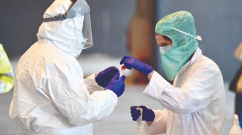 DGS atribui uma centena de novos casos à Madeira