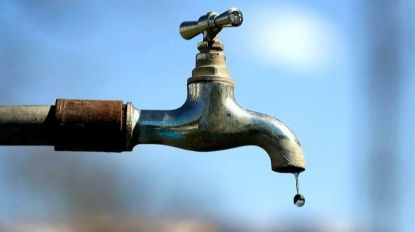 Vai faltar a água em São Martinho