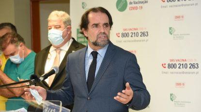 Miguel Albuquerque defende adiamento das eleições presidenciais