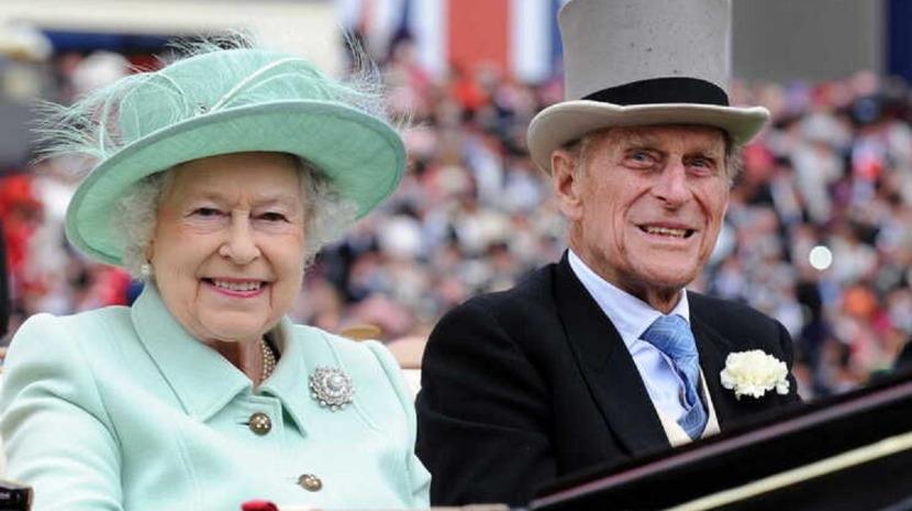 Marido de Isabel II foi hospitalizado