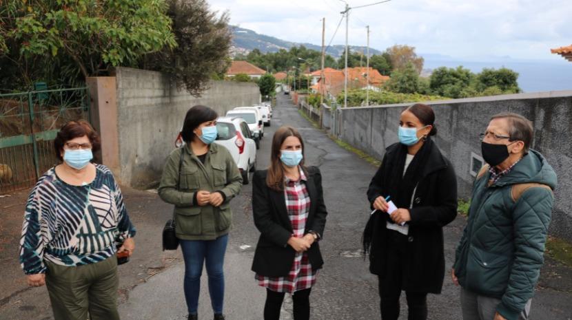 """CDU denuncia """"falsas promessas"""" da Câmara do Funchal em relação às zonas altas"""