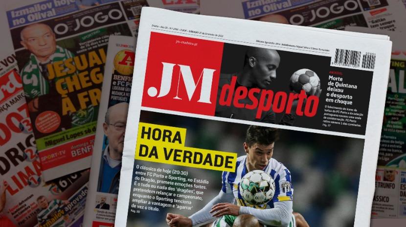 Hora da verdade para FC Porto e Sporting