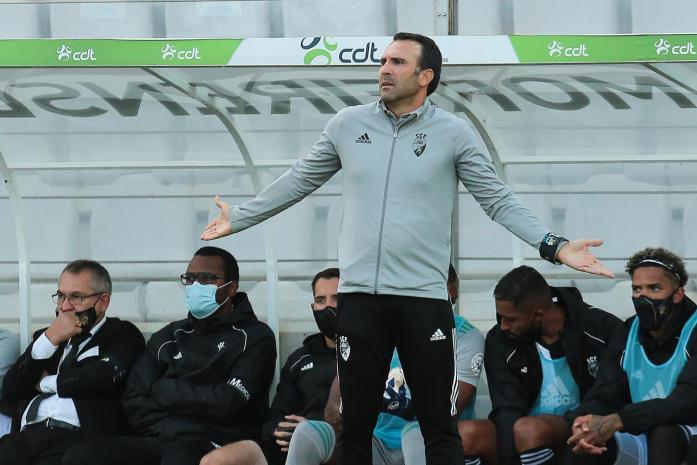 Sérgio Vieira na calha para treinar o Marítimo