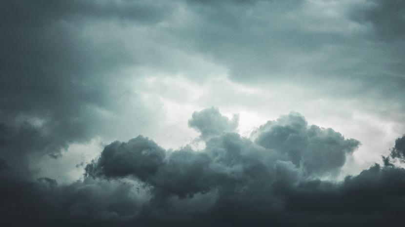 Dia nublado mas sem chuva