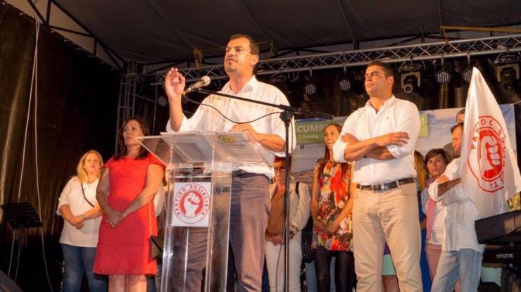 Filipe Menezes quer vencer com maioria confortável