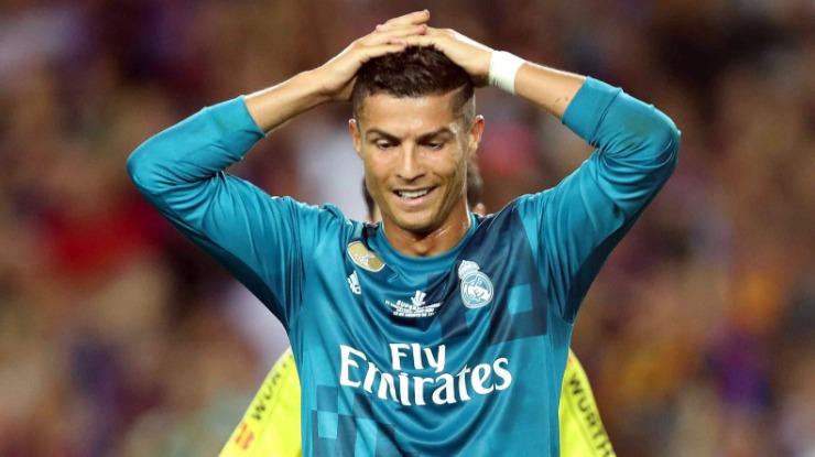 Cristiano Ronaldo castigado com cinco jogos