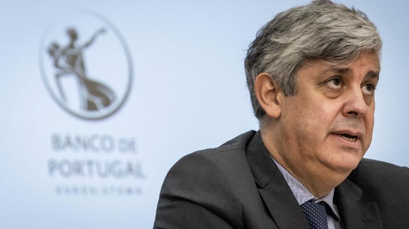 """Covid-19: Centeno avisa que """"vêm agora"""" as decisões difíceis de política económica"""