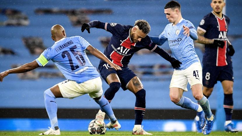 Manchester City está na final da Liga dos Campeões