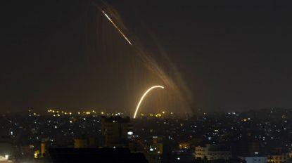 Dois foguetes foram lançados desde Gaza contra Israel