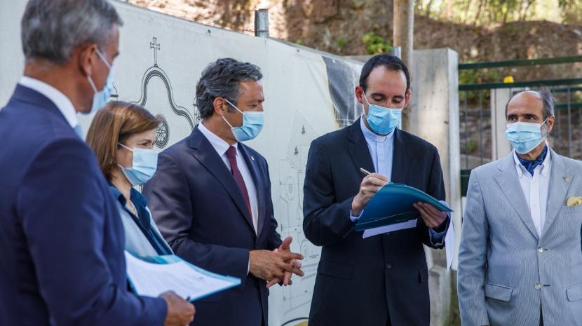 Governo Regional investe 200 mil na reconstrução da Capela das Babosas