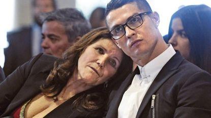 Quando o Ronaldo foi chamado à seleção, Dolores Aveiro desmaiou e partiu os dentes da frente