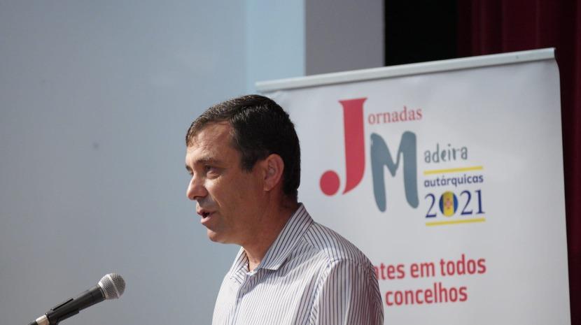 Jornadas Madeira 2021:  Canhas quer via-rápida até a Ponta do Sol e novo 'tapete' no acesso ao Paul da Serra