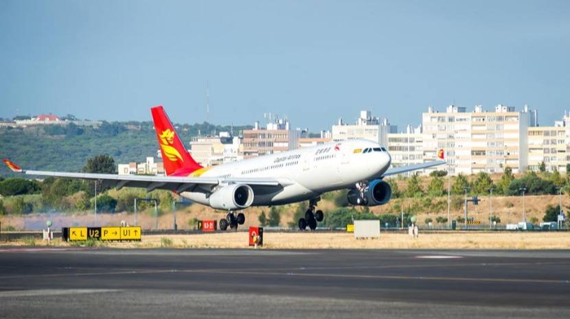 Retomado voo entre Portugal e a China após duas semanas de suspensão