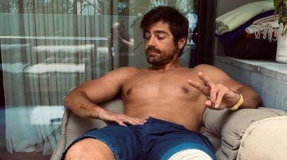Lourenço Ortigão sofreu acidente de mota e está a recuperar em casa