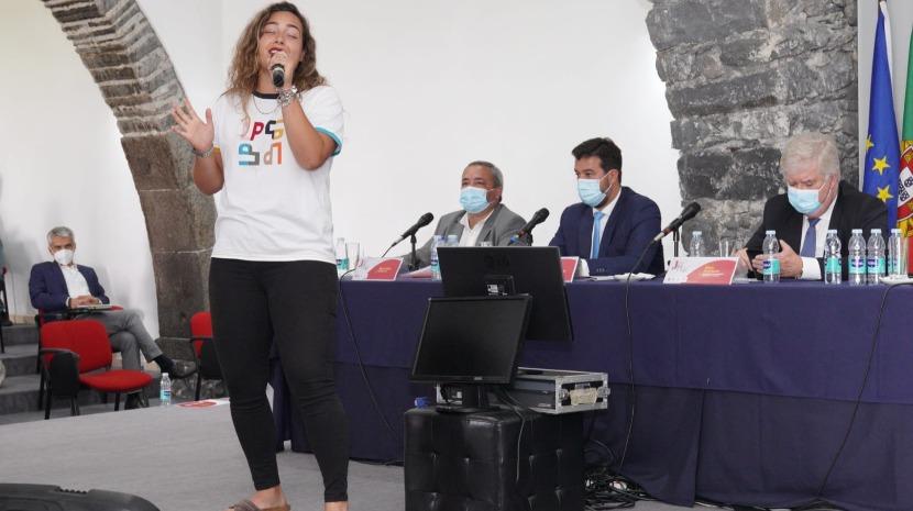 """Jornadas Madeira 2021: Francisca Correia encerra Jornadas com tema original """"Voz"""""""