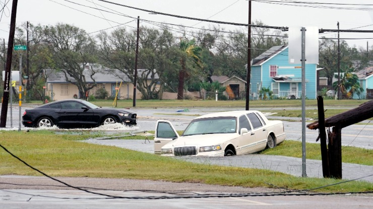 Furacão 'Harvey' causa pelo menos um morto e mais de uma dezena de feridos no Texas