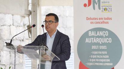 """Jornadas Madeira 2021: Martinho Rodrigues destacou """"excelente relacionamento entre o município e as instituições"""" (vídeo)"""