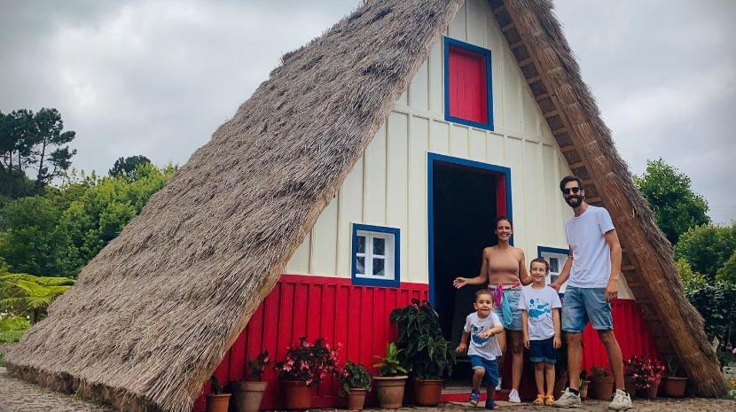 De férias na Madeira, Marta Andrino promete voltar